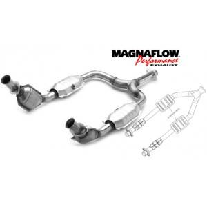 FORD MUSTANG V6 3.8L Y-Pipe Assembly 00-