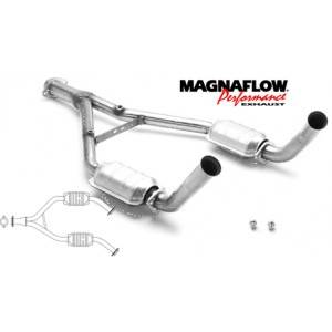 FORD MUSTANG V6 3.8L Y-Pipe Assembly 95-