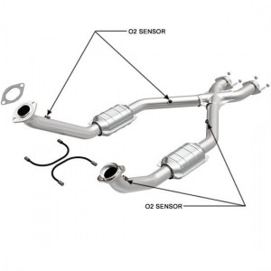 FORD MUSTANG V8 4.6L w/02 Wire 04-