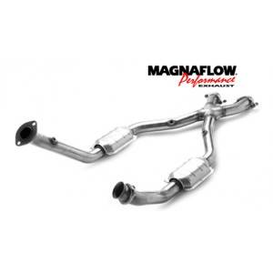 FORD MUSTANG V8 4.6L Y-Pipe Assembly 00-